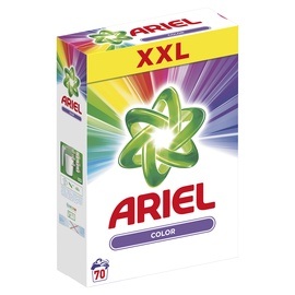 Skalbimo milteliai Ariel Color, 5.25 kg. (70 skalb.)