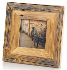 Bad Disain Photo Frame 10x10cm 1520952 Brown
