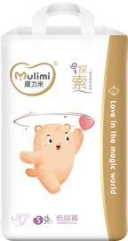 Подгузники Mulimi S, S, 56 шт.