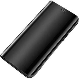 Hurtel Clear View Case For Xiaomi Redmi Note 9 Black
