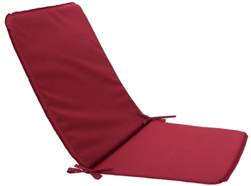 Home4you Chair Cover Ohio 50x120x2,5cm Dark Red