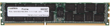 Mushkin 16GB 2133MHz CL15 ECC