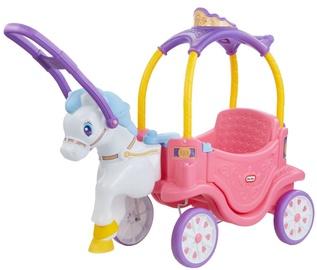 Little Tikes Cozy Coupe Princess Horse & Carriage