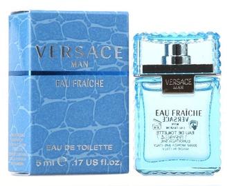 Tualetinis vanduo Versace Man Eau Fraiche 5ml EDT