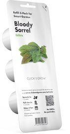 Click & Grow Smart Home Bloody Sorrel Refill 3-Pack