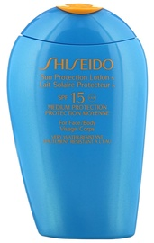 Shiseido Sun Protection Lotion N SPF15 150ml