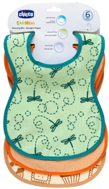 Chicco Weaning Cotton Bibs 3pcs 03238.10