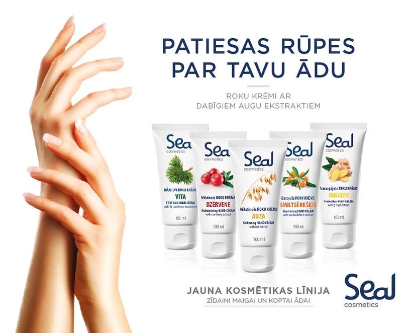 Seal Sea Buckthorn 100ml Hand Cream