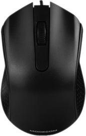 Kompiuterio pelė Modecom M4.1 Black, laidinė, optinė