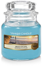 Yankee Candle Classic Medium Jar Beach Escape 411g
