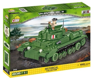 Cobi Blocks Historicall Collection Valentine Mk. III 2521
