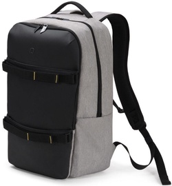 Dicota Notebook Backpack Move 13-15.6 Light Gray