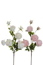 Dirbtinė rožių šaka, 76 cm