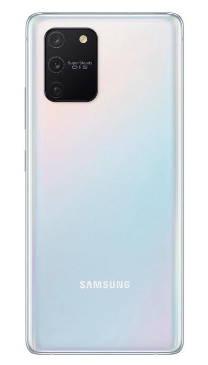Išmanus telefonas Samsung Galaxy S10 Lite White