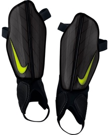 Nike Protegga Flex Soccer Shin Guards Black Green S