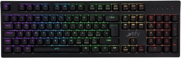 Xtrfy K2-RGB Mechnical Gaming Keyboard UK Black