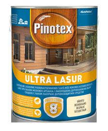 Impregnantas Pinotex Ultra Lasur EU, riešuto spalvos, 3 l