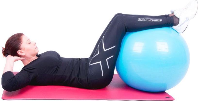 inSPORTline Gymnastics Ball 65cm Blue