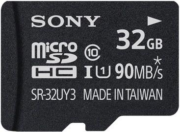 Sony SR-UY3A Series 32GB Micro SDHC UHS-I U1 Class 10