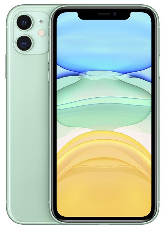 Мобильный телефон Apple iPhone 11 Green, 4GB/64GB