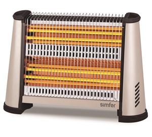 Infraraudonųjų spindulių šildytuvas Simfer S2600 WTX, 2.2 kW