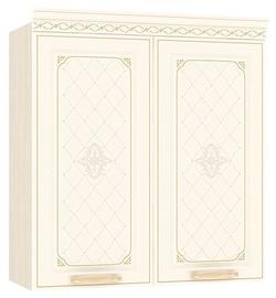 DaVita Milana 23.02 Kitchen Upper Cabinet Astrid Pine/Vanilla