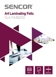 Sencor Laminating Pouch A4 SLA FA4B250