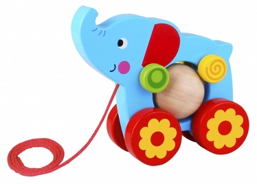 Smily Play Pull Along Elephant TKE006