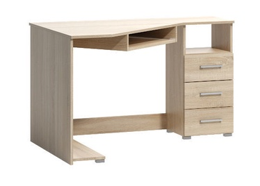 WIPMEB Tatris 17 Desk Right Sided Sonoma Oak