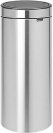 Brabantia 115349 Touch Bin 30L Matt Steel