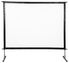 4World Fast-Fold Projection Screen 305x228 150""
