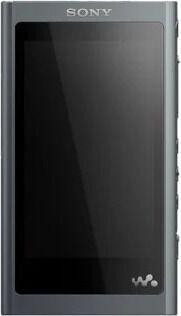 Музыкальный проигрыватель Sony NWA55LB, серый, 16 ГБ