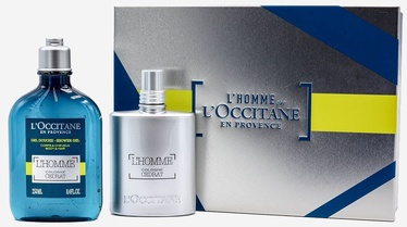L´Occitane Cologe Cedrat 75ml EDT + 200ml Shower Gel