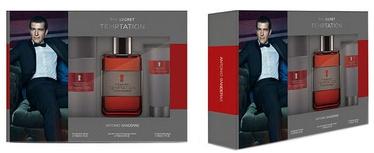 Antonio Banderas The Secret Temptation 100ml EDT + 50ml Aftershave Balm + 150ml Deodorant Spray