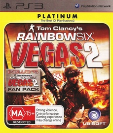 Tom Clancy's Rainbow Six: Vegas 2 Complete Edition PS3