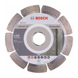 Bosch Concrete Diamond Cutting Disc BPE 125X22.23mm
