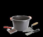Инструменты для покраски и отделки, принадлежности