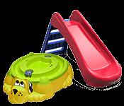 Наружные игрушки, игровые площадки