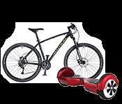 Jalgrattad ja tasakaaluliikurid