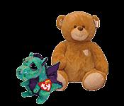 Плюшевые игрушки Пищащие