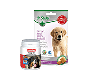 Toidulisandid ja vitamiinid koertele