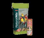 Корм, лакомства и витамины для птиц