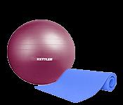 Võimlemis-, jooga-, pilatese tarbed ja treeningvahendid