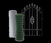 Сети, заборы, ворота