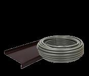 Metall-, plastiktooted, -torud