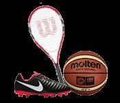 Спортивные товары и принадлежности