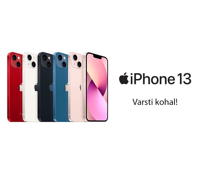iPhone 13 varsti kohal!