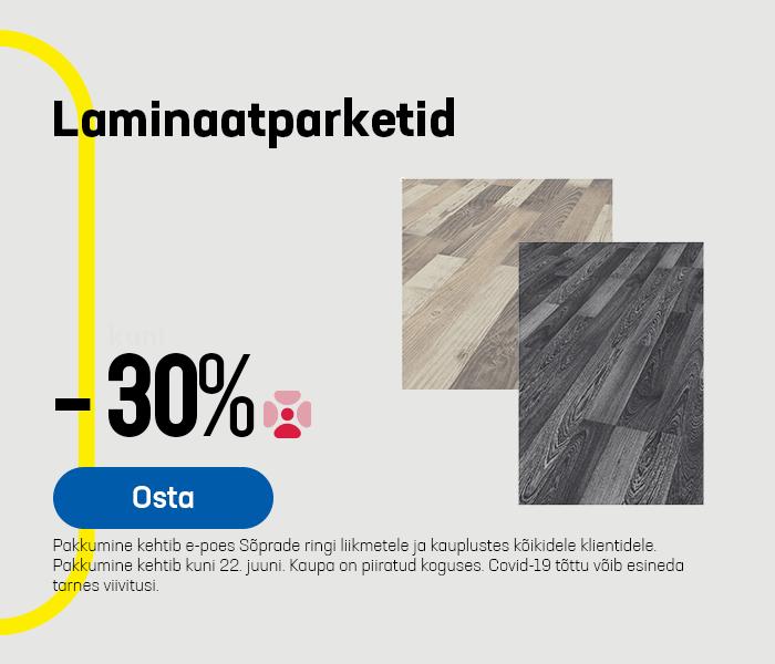Laminaatparketid -35%