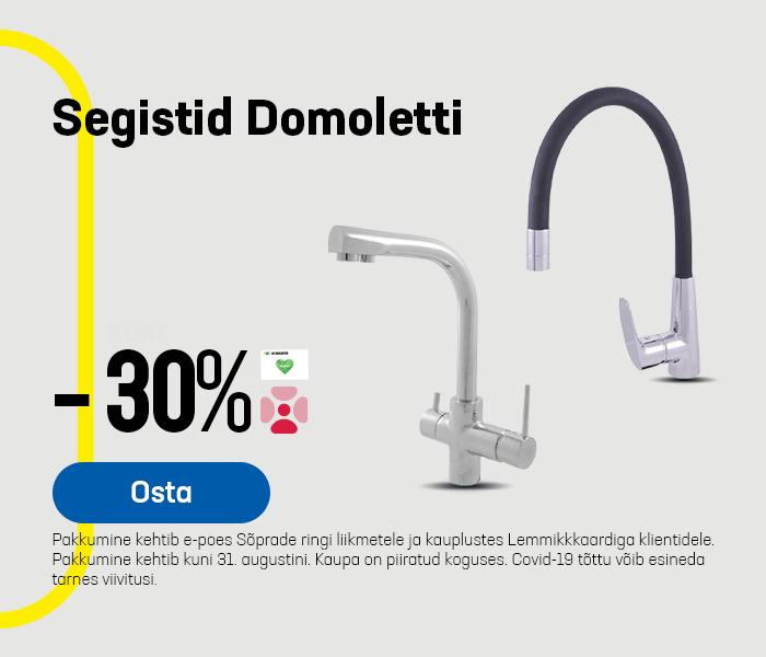 Segistid Domoletti -40%