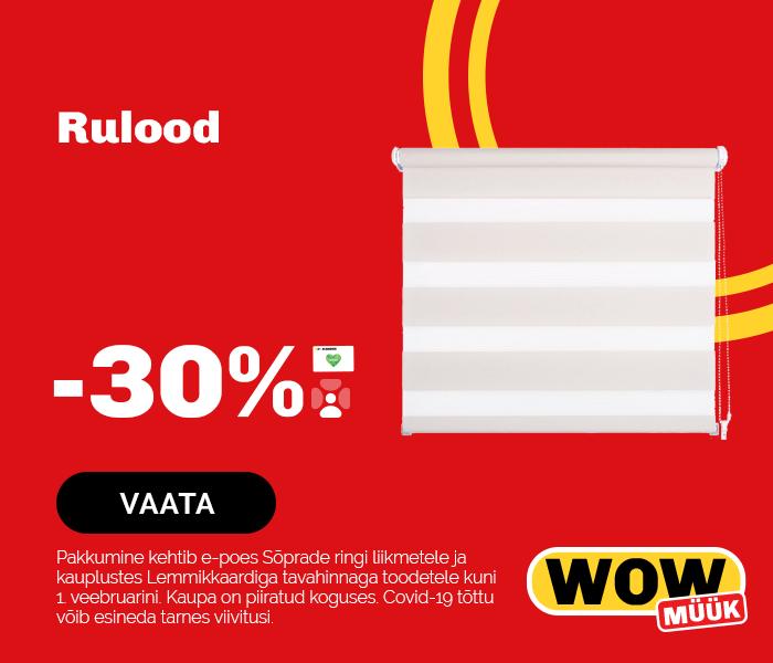 Rulood - 30%